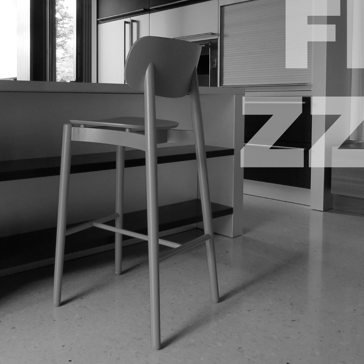 Tavolo alto cucina con sgabelli design casa creativa e for Sgabelli per penisola