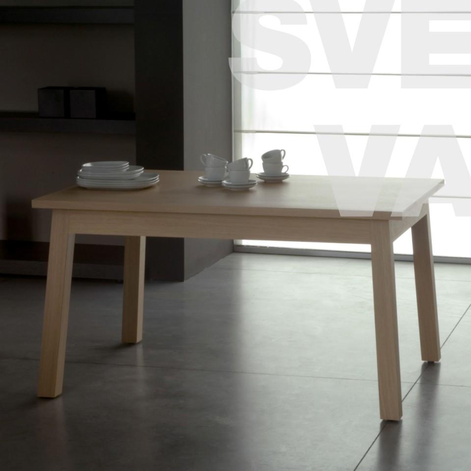 Tavolo bedont for Piani domestici di 2000 piedi quadrati